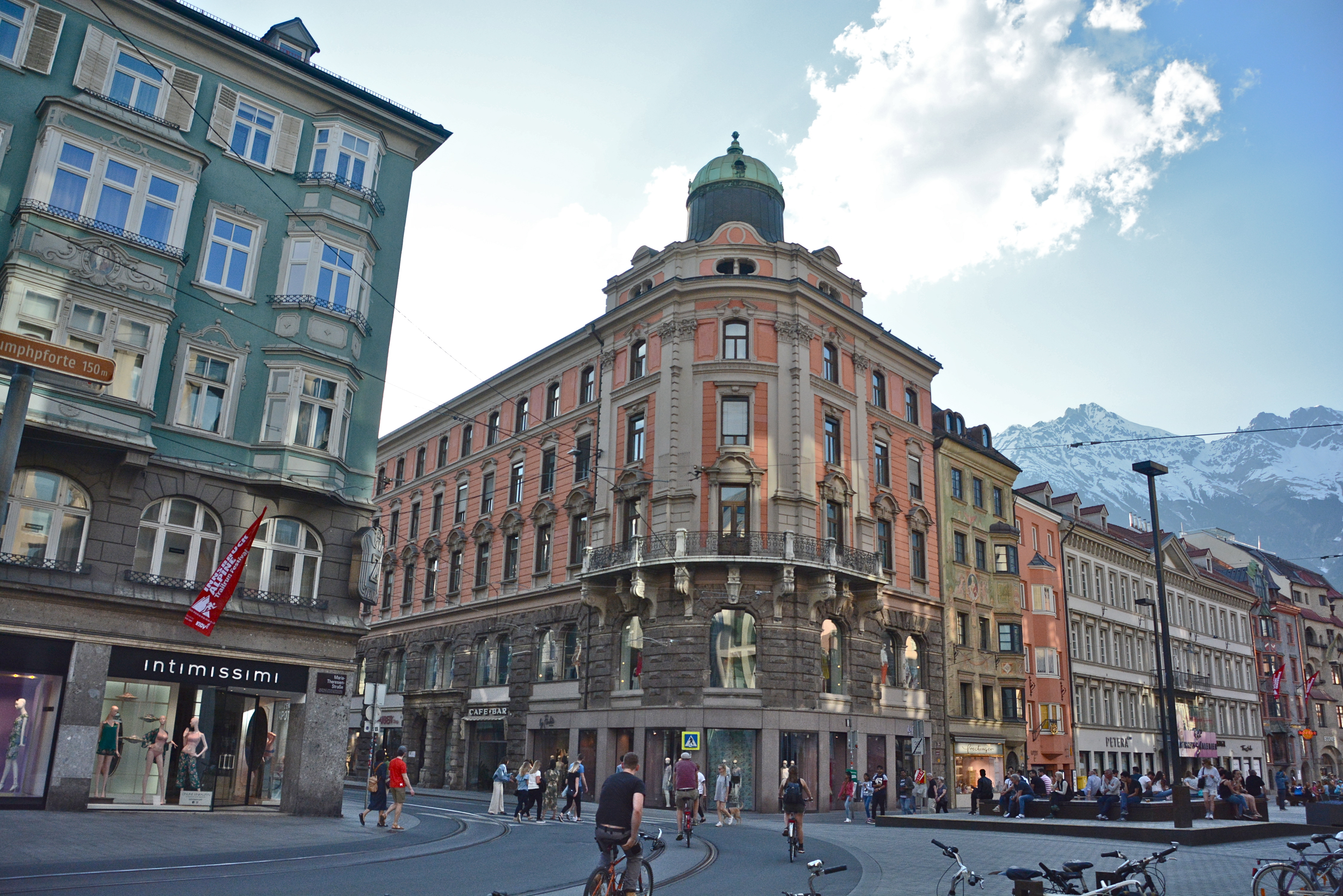 Free download high resolution image - free image free photo free stock image public domain picture -Evening scene in Innsbruck, Austria