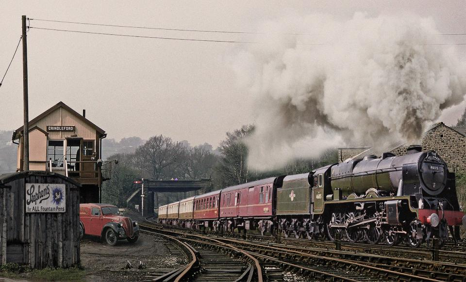 Free download high resolution image - free image free photo free stock image public domain picture  Grindleford Junction