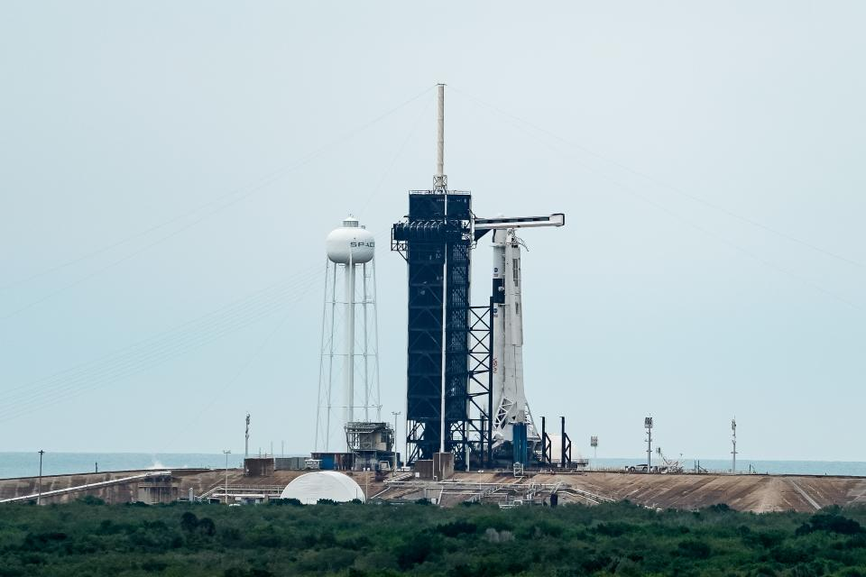 Free download high resolution image - free image free photo free stock image public domain picture  SpaceX Falcon 9の打ち上げサイト
