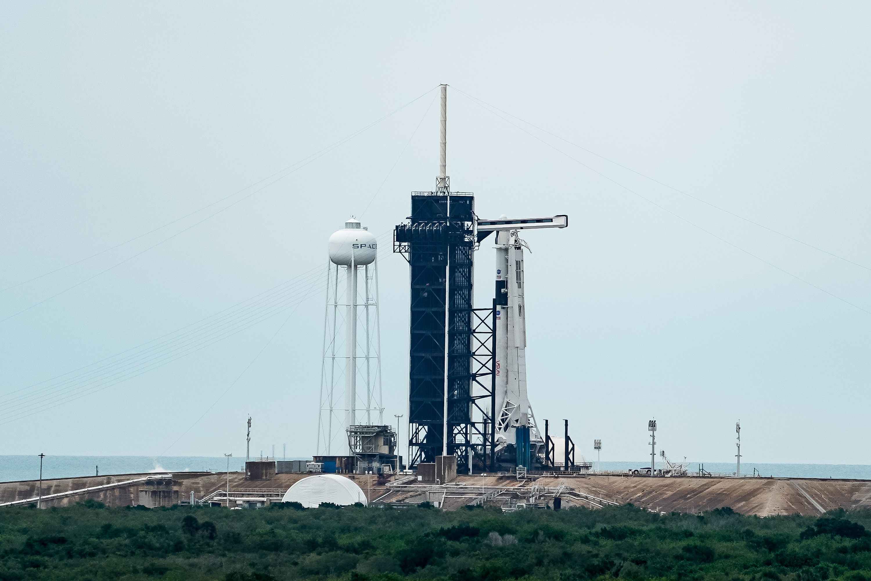 Free download high resolution image - free image free photo free stock image public domain picture -SpaceX Falcon 9的发射场