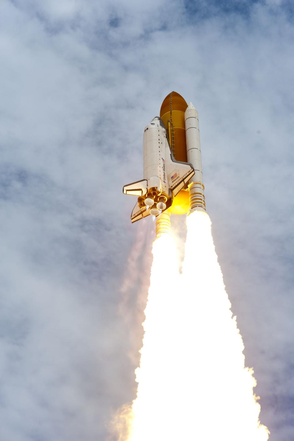 Space Shuttle Atlantis STS-135
