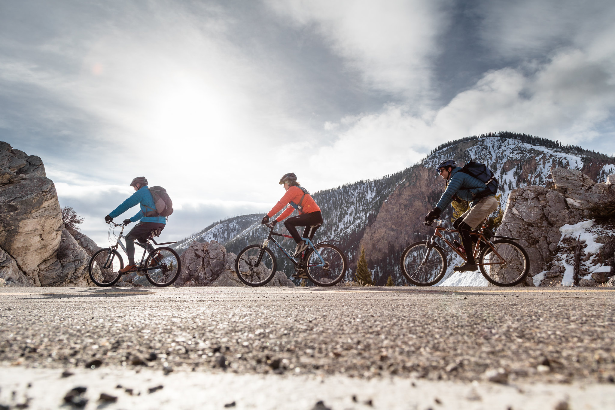 Free download high resolution image - free image free photo free stock image public domain picture -Cycling in Yellowstone National Park