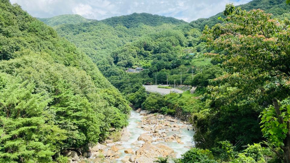 Free download high resolution image - free image free photo free stock image public domain picture  Bakmoodang Jirisan National Park